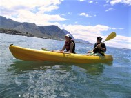 Sea Kayaking Walker Bay - Dave de Beer