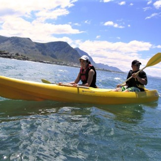 Sea Kayaking Walker Bay - Dave de Beer
