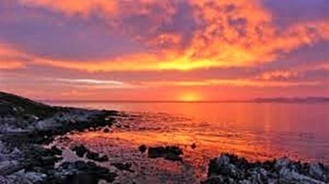 De Kelders Sunset - franskraalbandb.co.za