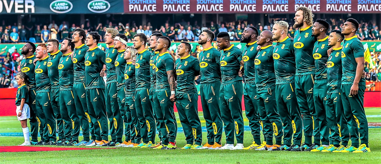 South Africa Springboks vs Japan Rugby World Cup 2019