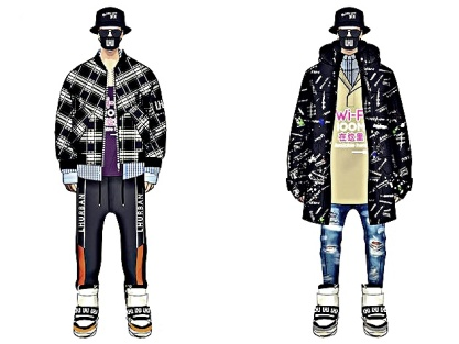 Urban Youth Subculture Fashion - pittimmagine .com