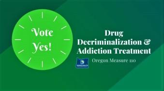 Measure 110 Drug Decriminalization & Addition Treatment - Washington County Democrats