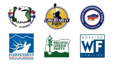 Oregon Political Party Platforms 2020