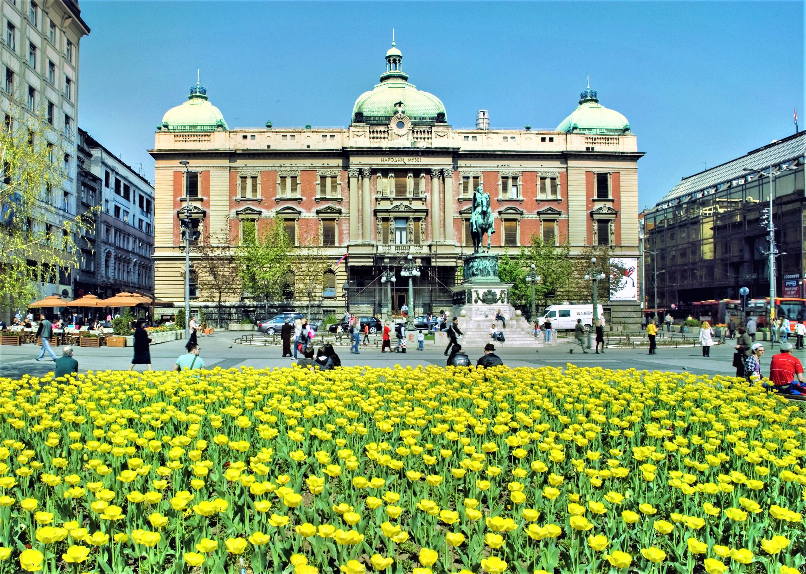 National Museum Belgrade Serbia