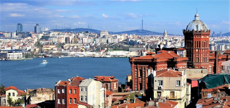 Eyüp, Fener, Balat Istanbul Turkey Golden Horn