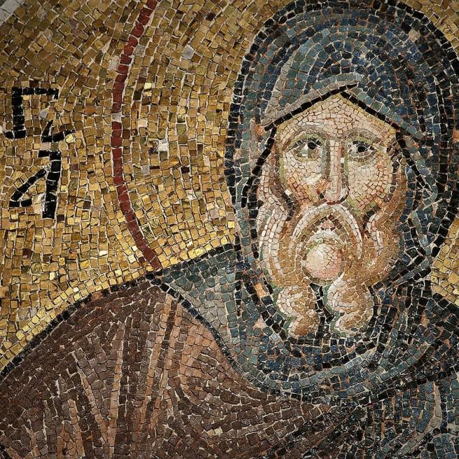 Fethiye Museum Mosaic of Saint Anthony