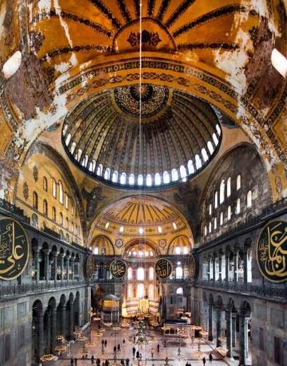 Hagia Sophia - NY Times