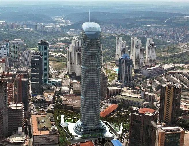 Spine Tower Maslak - tremglobal