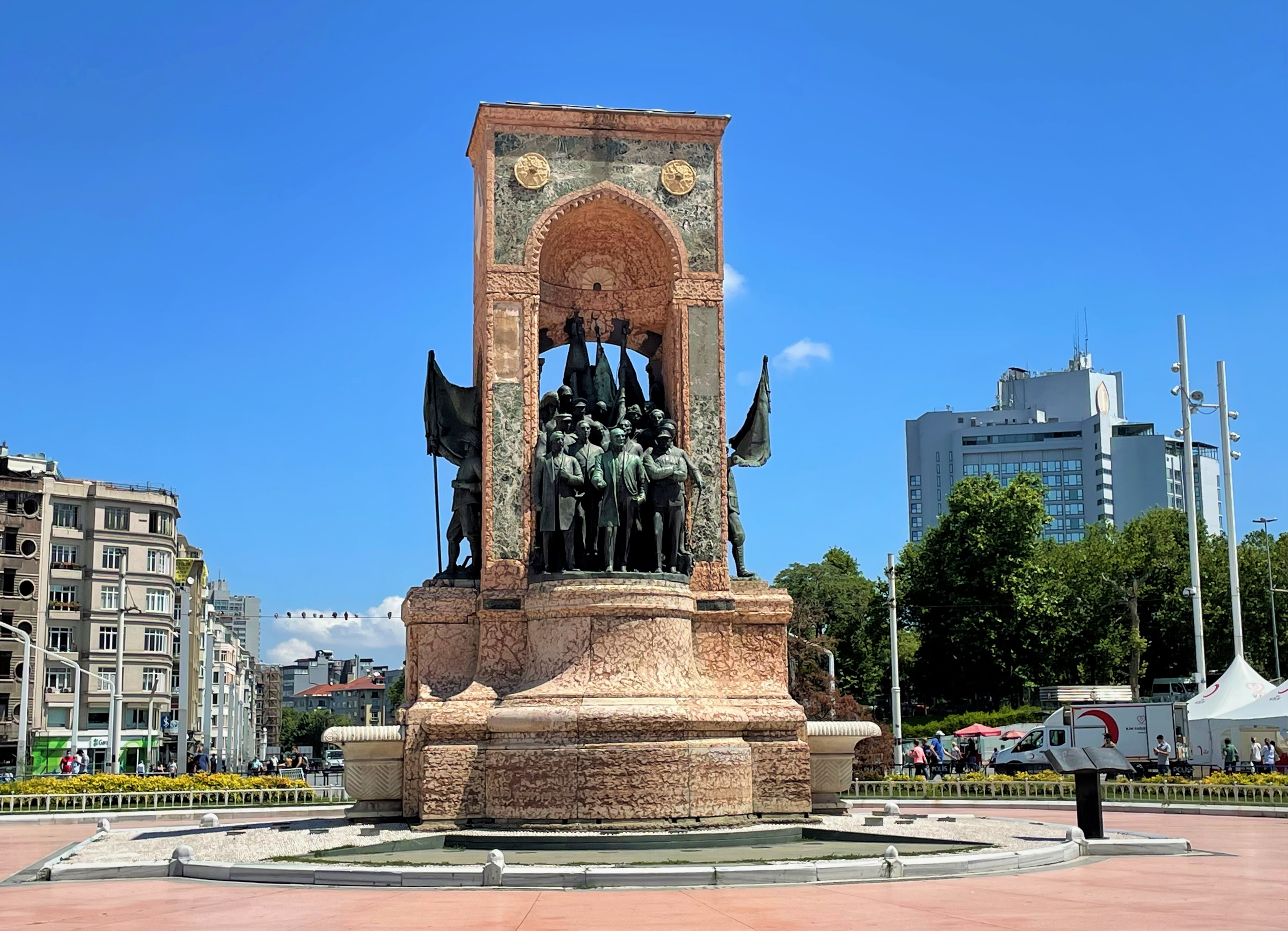 Frantic Pace of Istanbul Turkey