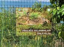 Stop Illegal Poaching Heybeliada Hiking Trail