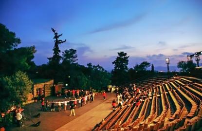 Dora Stratou Greek Dance Theatre - Athens Western Hills