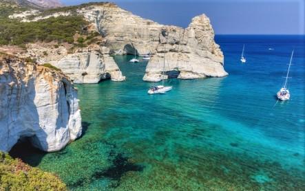 Milos Island - touropia