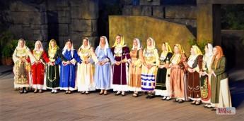 Traditional Greek Dancing Dora Stratou - WHYAthens
