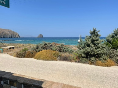 Mid Day Aegean Sea