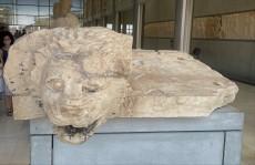 Lion-head Waterspout Parthenon