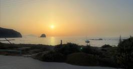 Pre-Sunset Milos