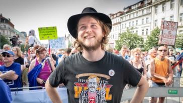 Benjamin Roll Million Moments for Democracy - bne IntelliNews
