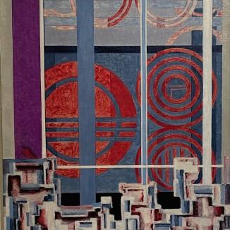 Circulars and Rectilinears 1930s František Kupka