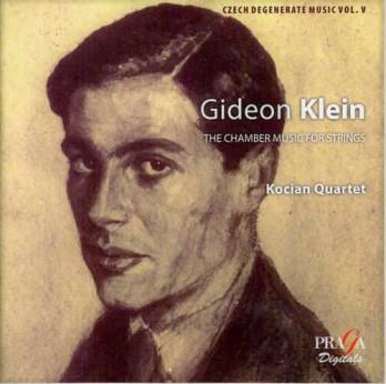 Gideon Klein Czech Composer - PragaDigitals