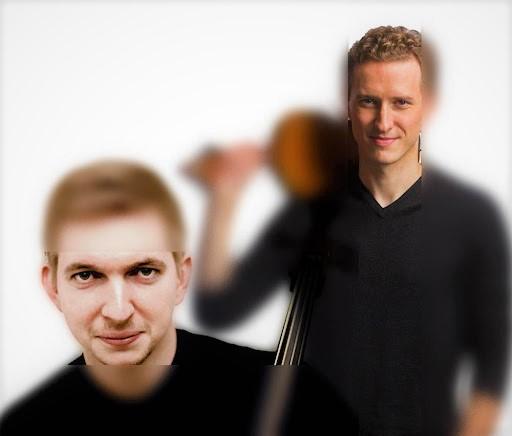 Violinist Josef Špaček and Cellist Tomáš Jamník at DOX Prague