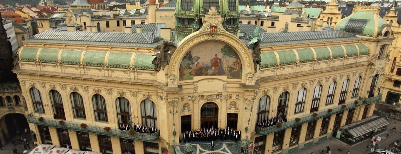 Best Classics Smetana Hall Prague Czech Republic