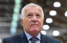 Václav Klaus Former Czech President - TASS