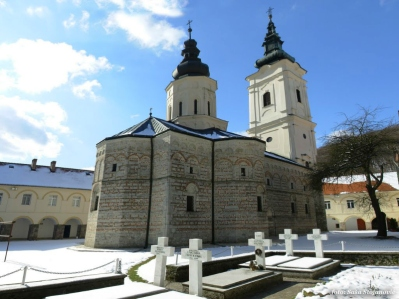Jazak Monastery (1736) - serbia.com