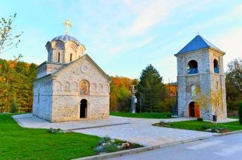 Staro Hopovo Monastery (1545-1546) - serbia.com