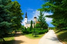 Šišatovac Monastery (1545-1550) - serbia.com