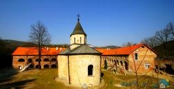 Rakovac Monastery (1566-1567) - serbia.com