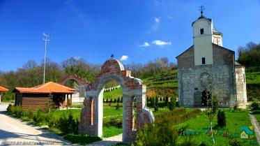 Petkovica Monastery (1566-1567) - serbia.com