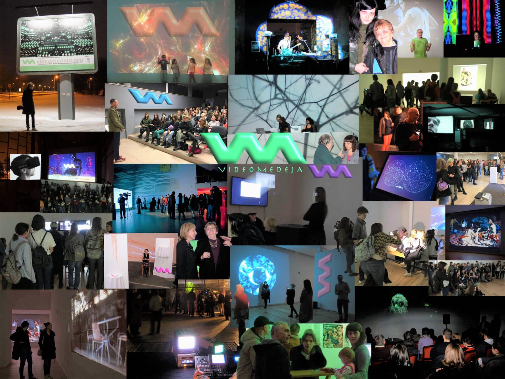 International Art Festival of New Media Novi Sad Serbia